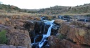 Waterfall at Bourkes Potholes